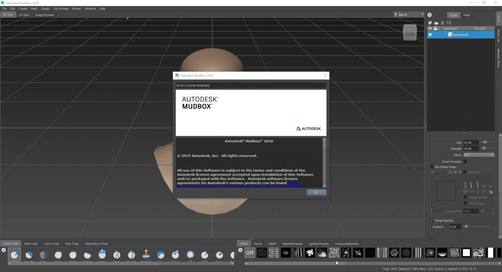 Autodesk Mudbox 2020 (x64) + Full Crack [Latest]