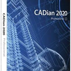 CADian Pro 2020 v4.0.33 (x64) + Crack [Download]
