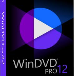 Corel WinDVD Pro 12.0.0.160 SP6 + Full Crack
