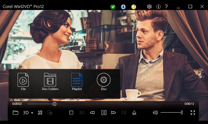 Corel WinDVD Pro 12.0.0.160 SP6 Full Crack With Serial Key Download