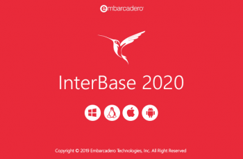 EMBARCADERO INTERBASE 2020 V14.0.0.97 + PATCHER