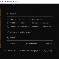 Microsoft Activation Scripts 1.4 Free Download