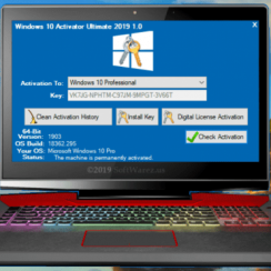 Windows KMS Activator Ultimate 2020 v5.1