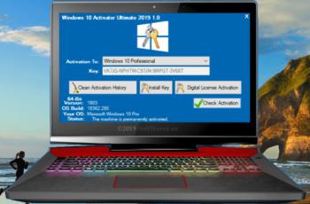 Windows KMS Activator Ultimate 2020 v5.1
