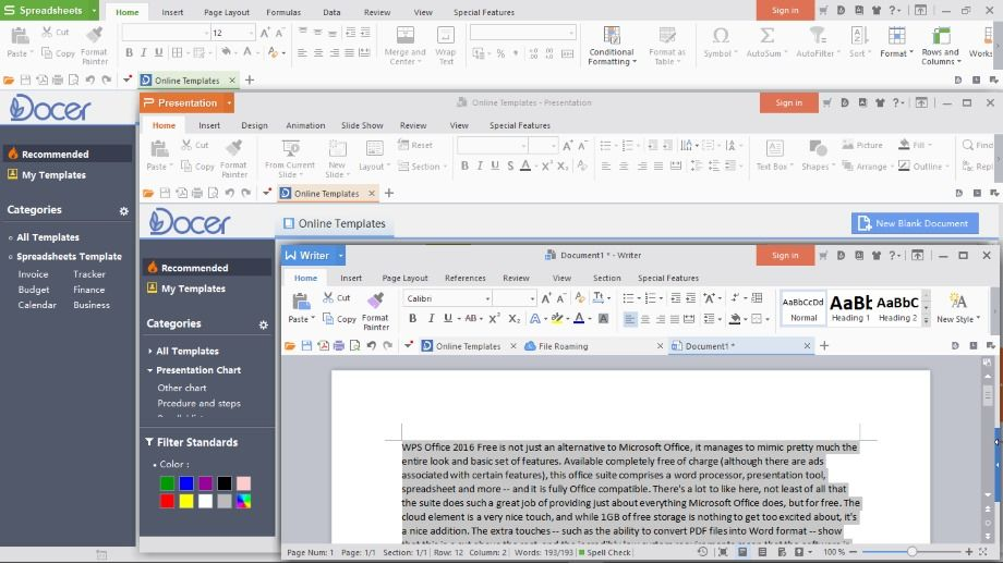 WPS Office 2020 v11.2.0.9453 + Crack Free Download [ Latest Version ]