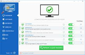 Advanced Password Recovery Suite Free Download
