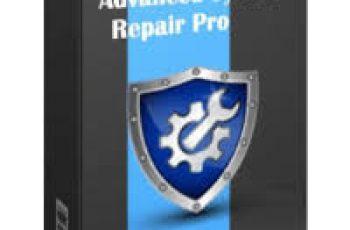Advanced System Repair Pro 1.9.2.8 Crack+ Serial Key 2020 Free Download