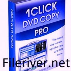 1CLICK DVD Copy Pro + Activation Code